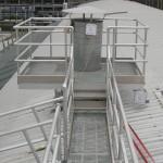 Duct Access Platform