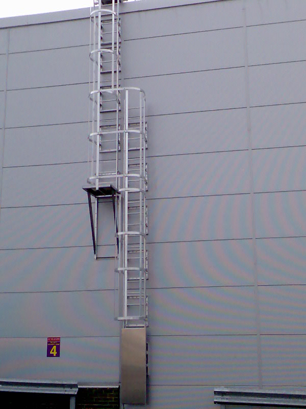 Companionway Ladders Amp Vertical Hooped Ladders Mcd